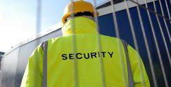 özel güvenlik görevlisi