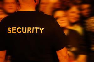 özel güvenlik personeli