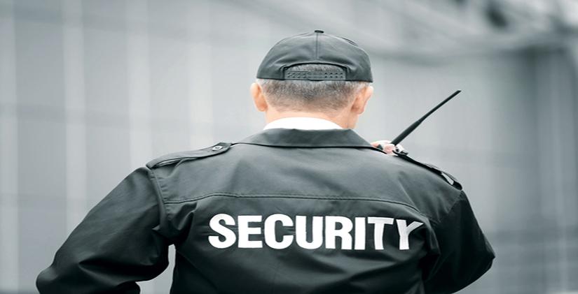 özel güvenlik personelleri